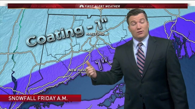 Evening Forecast for January 5