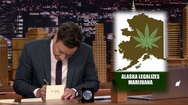 Watch: Jimmy Fallon Thanks Kale, the Cleveland Browns