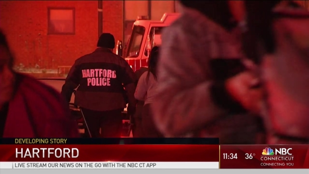 [HAR] Fire Displaces More Than 70 People in Hartford