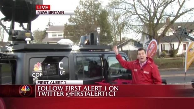 [HAR] First Alert 1 Has First Mobile Radar in CT