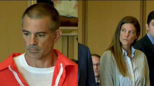 WATCH: Michelle Troconis and Fotis Dulos Appear in Court