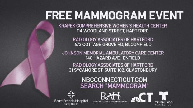 [HAR] Free Mammograms Available Today
