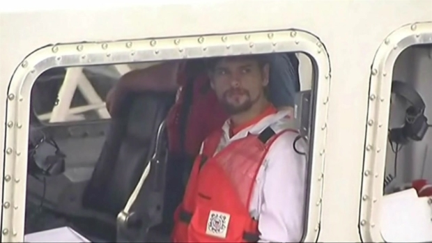 [HAR] Full Audio of Nathan Carman Call With Coast Guard