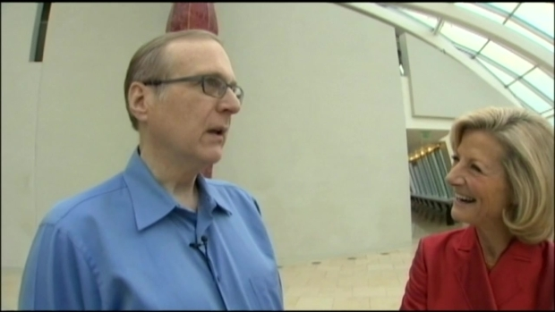 [DGO] Paul Allen Pledges $100M to Fight Ebola