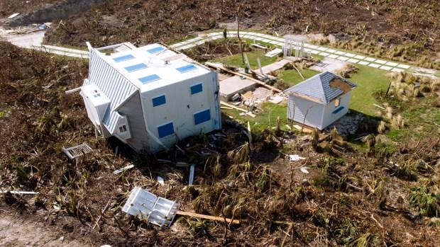 [NATL]In Photos: Hurricane Dorian Devastates Bahamas