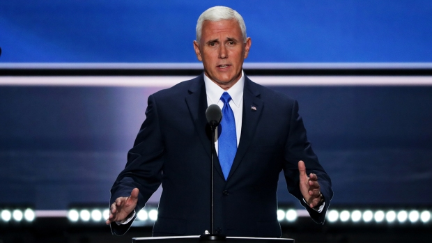[NATL] Mike Pence Accepts Nomination, Introduces Himself to Nation