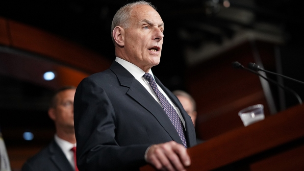 John F. Kelly to Replace Reince Priebus as WH Chief of Staff