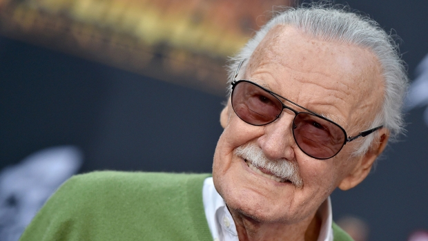 In Memoriam: Marvel Comics' Stan Lee Dies at 95