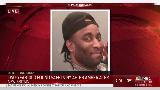 [HAR] New Britain Girl Found Safe in New York After Amber Alert