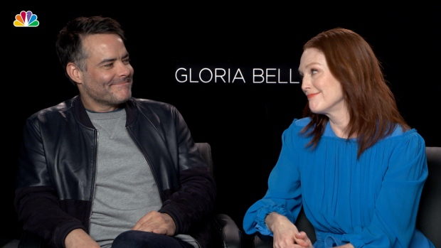 'Gloria Bell' Interview with Julianne Moore and Sebastian Lelio