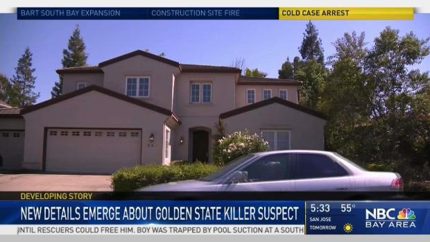 [NATL-BAY] Golden State Killer Suspect Lived Regular Life Before Arrest