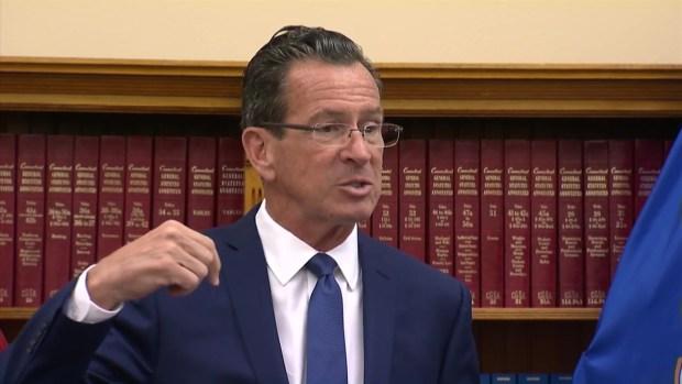 Gov Malloy Executive Order News Conference