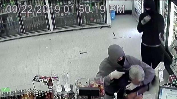 [HAR] Gun Pointed at Customer During Liquor Store Robbery in Manchester
