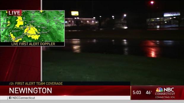 Grab the Umbrella! Heavy Rain Falls Across the State