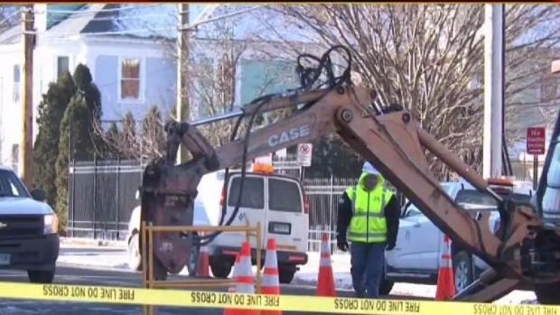 [HAR] Homes Evacuated After Gas Leak in New Haven