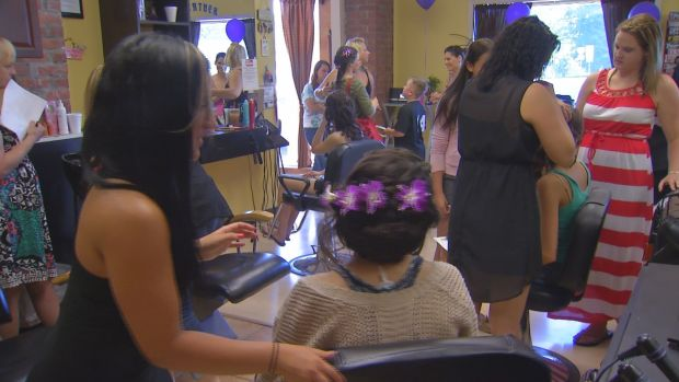 Jonathan Law High School Holds Junior Prom
