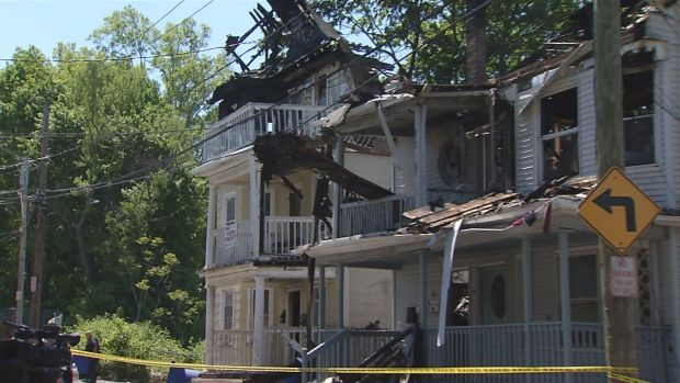 [HAR] Waterbury Fire Victims Thankful And In Disbelief After Four Homes Destroyed