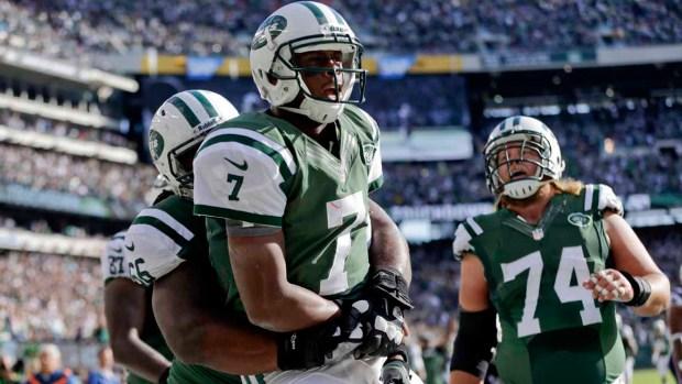 Game Photos: Jets-Patriots