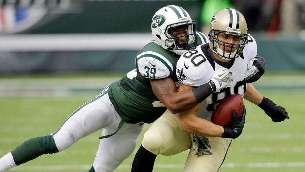 Game Photos: Jets-Saints