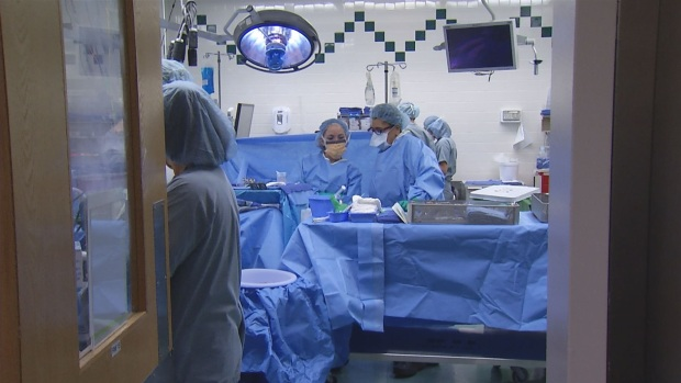 [HAR] EXCLUSIVE: Yale Performs Delicate Kidney Transplant