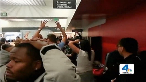 [LA] Security Stepped Up at LAX After Deadly Shooting