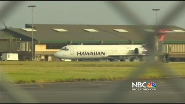 [BAY] Teen Stowaway OK After Flight from San Jose to Hawaii