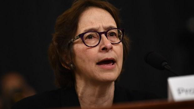 [NATL] 'I'm Insulted': Stanford Law Professor Pamela Karlan Calls Out Top GOP Lawmaker