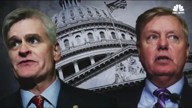 GOP Lawmakers Split on Graham Cassidy Health Care Bill