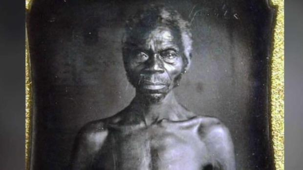 Lawsuit Claims Harvard Profits From Slave Photo