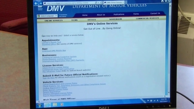 [HAR] Lines Grow as DMV Opens