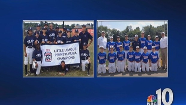 [PHI] Local Little League Teams Square Off in Tournament