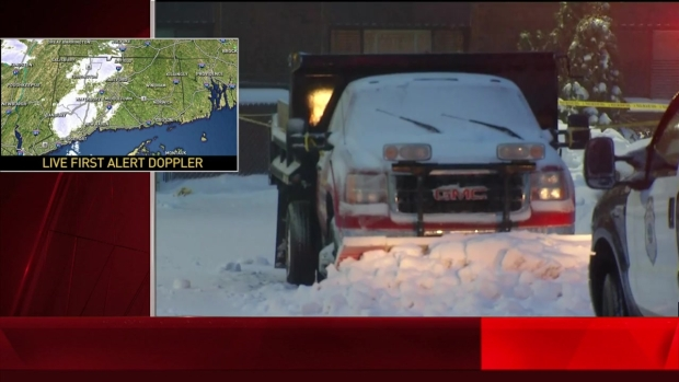[HAR] Man Hit and Killed by Plow in East Hartford
