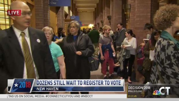 [HAR] Many Still Waiting to Register to Vote in New Haven