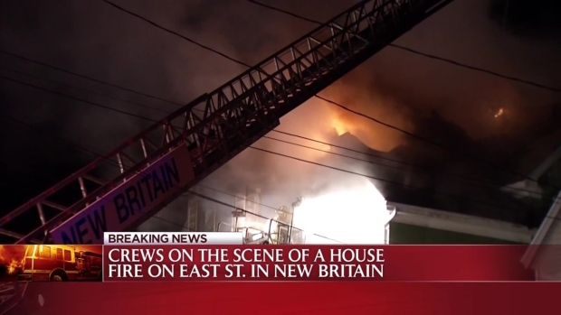 [HAR] Medical Examiner Responds to New Britain Fire