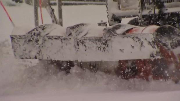 Snow in Meriden