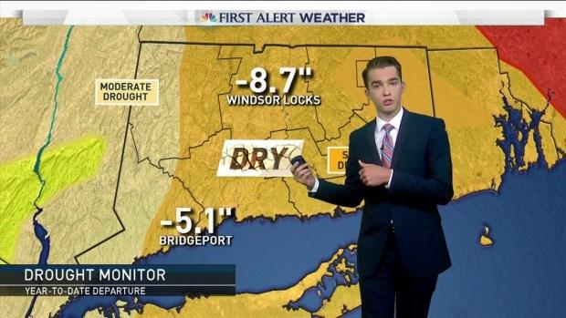 [HAR] Meteorologist Tyler Jankoski Explains the Drought
