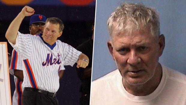 [NATL NY] Mets Legend Lenny Dykstra Arrested in NJ