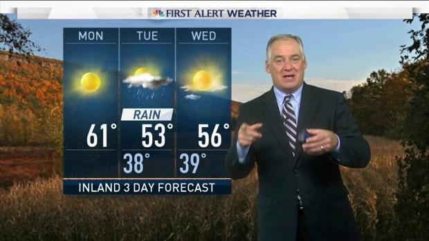 [HAR] Morning Forecast for Nov. 14