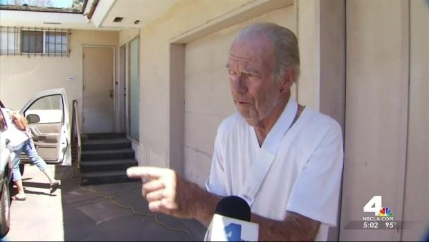 [LA] Wife Speaks After Husband Shoots, Kills Intruder