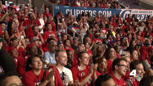 "[LA] Clippers Usher in Ballmer Era With Lively ""Fan Fest"""
