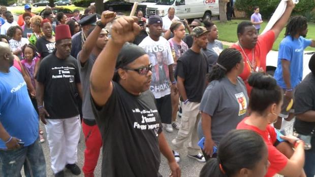 [NATL] Marchers Honor Michael Brown