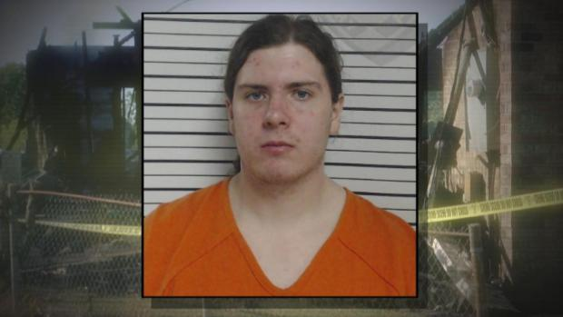 Deputy's Son Charged With Louisiana Church Arsons