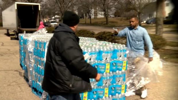 [NATL] Michigan to Stop Providing Free Water to Flint Residents