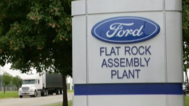 [NATL] Ford Announces $700 Million Michigan Plant Expansion