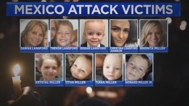 9 Americans Dead In Mexico Massacre