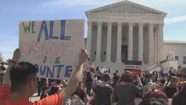 [NATL] Supreme Court Split on Citizenship Question for 2020 Census