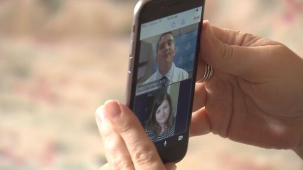 [NATL] Sick? Virtual Doctors Offer Diagnoses to Your Smartphone