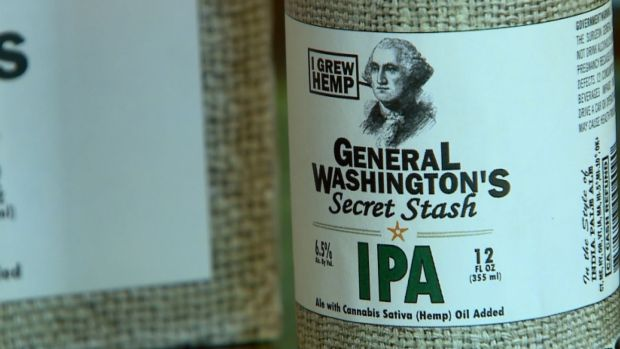 [NATL-DFW] Brewer Wants to Sell Weed-Infused Beer Nationwide