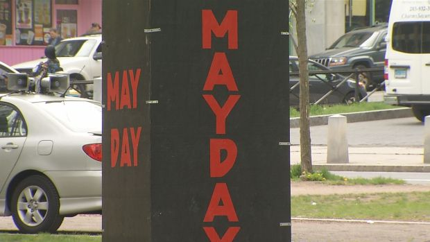 [HAR] Derby Dad Facing Deportation Speaks At May Day Rally