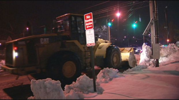 [HAR] New Haven Reflects On Snow Removal